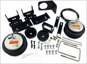 2003-2013 Dodge Ram 2500  4x4 & 2wd   - Rear Suspension Air Bag Kit by Leveling Solutions