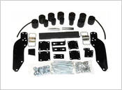 "2001-2004 Nissan Frontier 2wd & 4x4 (Crew Cab only) - 3"" Body Lift Kit"