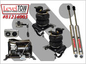 2001-2010 GMC Sierra 2500HD 4wd & 2wd - RideTech Level Tow System
