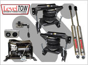 2014-2016 Dodge Ram 2500 4wd & 2wd - RideTech Level Tow System